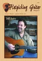 Flatpicking Guitar Magazine Volume 12, Number 6