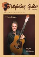 Flatpicking Guitar Magazine Volume 13, Number 1