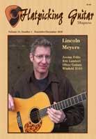 Flatpicking Guitar Magazine Volume 15, Number 1