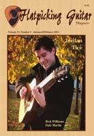 Flatpicking Guitar Magazine Volume 15, Number 2