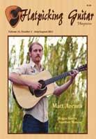 Flatpicking Guitar Magazine Volume 15, Number 5