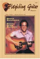Flatpicking Guitar Magazine Volume 1, Number 1