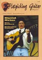 Flatpicking Guitar Magazine Volume 1, Number 2