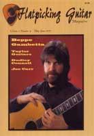 Flatpicking Guitar Magazine Volume 1, Number 4