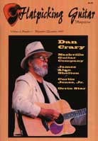 Flatpicking Guitar Magazine Volume 2, Number 1