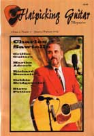 Flatpicking Guitar Magazine Volume 2, Number 2