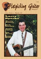 Flatpicking Guitar Magazine Volume 2, Number 4