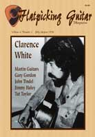 Flatpicking Guitar Magazine Volume 2, Number 5