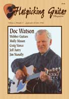 Flatpicking Guitar Magazine Volume 2, Number 6