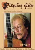 Flatpicking Guitar Magazine Volume 3, Number 1