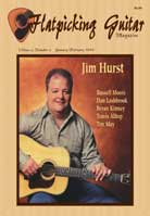 Flatpicking Guitar Magazine Volume 3, Number 2