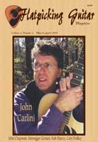 Flatpicking Guitar Magazine Volume 3, Number 3