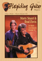 Flatpicking Guitar Magazine Volume 4, Number 1