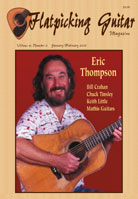 Flatpicking Guitar Magazine Volume 4, Number 2