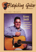 Flatpicking Guitar Magazine Volume 4, Number 3