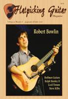 Flatpicking Guitar Magazine Volume 4, Number 6