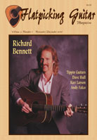 Flatpicking Guitar Magazine Volume 5, Number 1