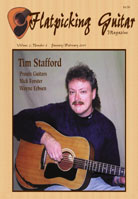 Flatpicking Guitar Magazine Volume 5, Number 2