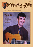 Flatpicking Guitar Magazine Volume 5, Number 6