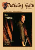 Flatpicking Guitar Magazine Volume 6, Number 2