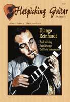 Flatpicking Guitar Magazine Volume 6, Number 3