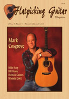 Flatpicking Guitar Magazine Volume 7, Number 1