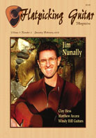 Flatpicking Guitar Magazine Volume 7, Number 2