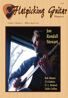 Flatpicking Guitar Magazine Volume 7, Number 3