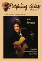 Flatpicking Guitar Magazine Volume 7, Number 6
