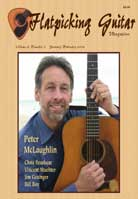 Flatpicking Guitar Magazine Volume 8, Number 2