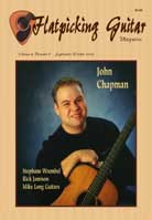 Flatpicking Guitar Magazine Volume 8, Number 6