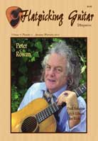 Flatpicking Guitar Magazine Volume 9, Number 2