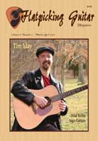 Flatpicking Guitar Magazine Volume 9, Number 3
