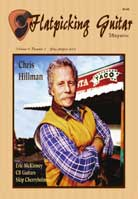 Flatpicking Guitar Magazine Volume 9, Number 5
