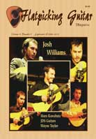Flatpicking Guitar Magazine Volume 9, Number 6