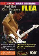 Bass Legends: Flea – Red Hot Chili Peppers