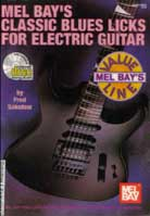Fred Sokolow – Classic Blues Licks for Electric Guitar