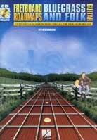 Fred Sokolow – Fretboard Roadmaps: Bluegrass and Folk Guitar