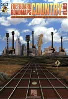 Fred Sokolow – Fretboard Roadmaps: Country Guitar