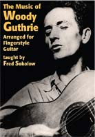 Fred Sokolow – The Music of Woody Guthrie