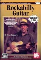 Fred Sokolow – Rockabilly Guitar (Book + 3 CD)