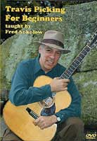 Fred Sokolow – Travis Picking for Beginners
