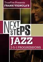 Frank Vignola – Next Steps Jazz 2-5-1 Progressions