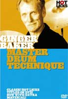 Ginger Baker – Master Drum Technique
