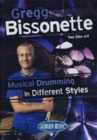 Gregg Bissonette – Musical Drumming in Different Styles