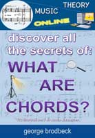 George Brodbeck – What Are Chords?