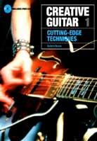 Guthrie Govan – Creative Guitar 1: Cutting-Edge Techniques