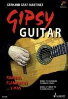 Gerhard Graf-Martinez: Gipsy Guitar – Rumbas Flamencas Y Mas