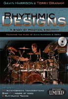 Gavin Harrison – Rhythmic Designs
