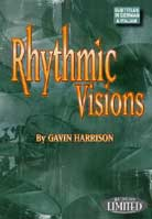 Gavin Harrison – Rhythmic Visions